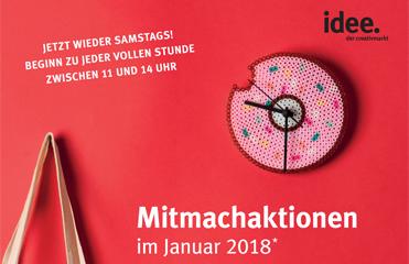 Idee – Mitmachaktionen im Januar