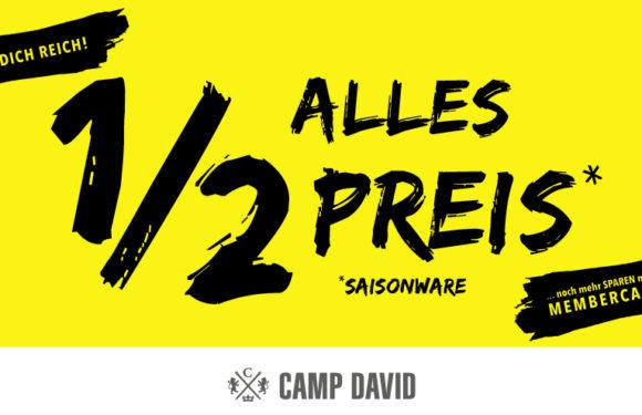 Camp David Aktion