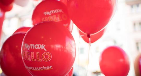 TK Maxx eröffnet am 13. September 2018 um 09:00 Uhr