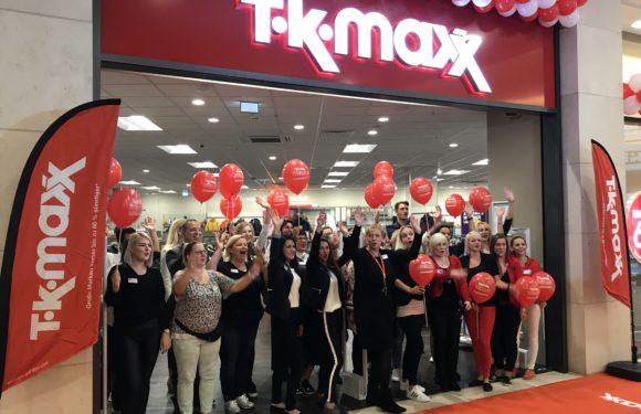 Eröffnung TK Maxx 13.09.2018