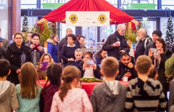 Adventsbasar des Lions Club Hildesheim-Rose am 01.12.2018