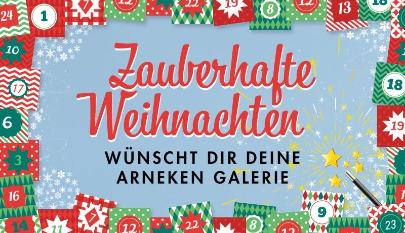 Adventskalender der Arneken Galerie