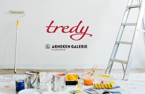 Tredy wird umgebaut und öffnet am Freitag, den 08.02.2019 wieder