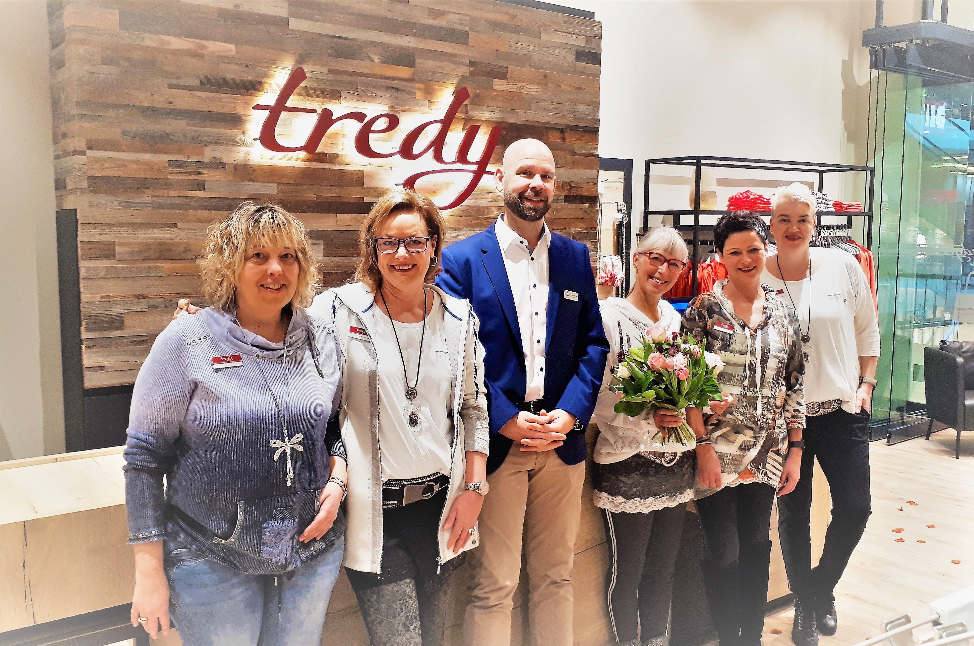 Wiedereröffnung Tredy
