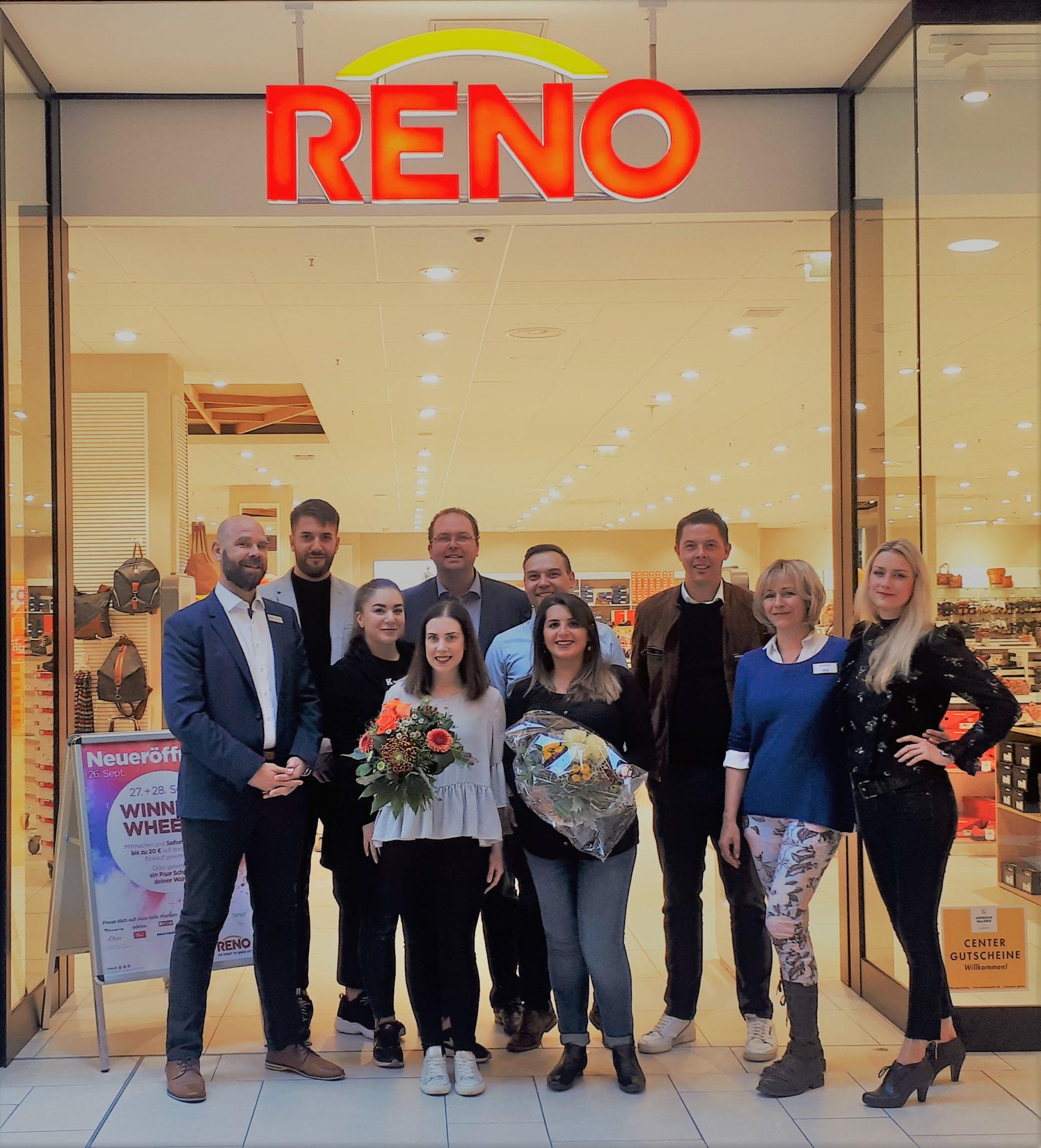 Eröffnung Reno