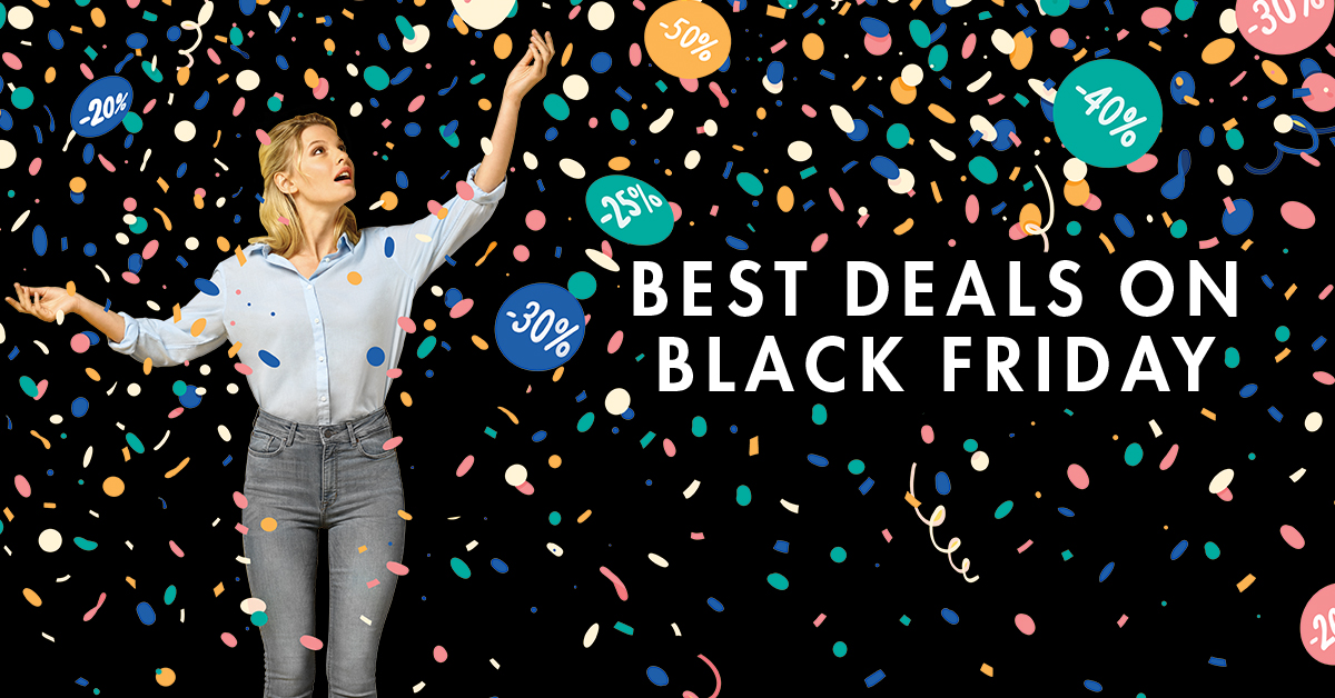 Best Deals on Black Friday
