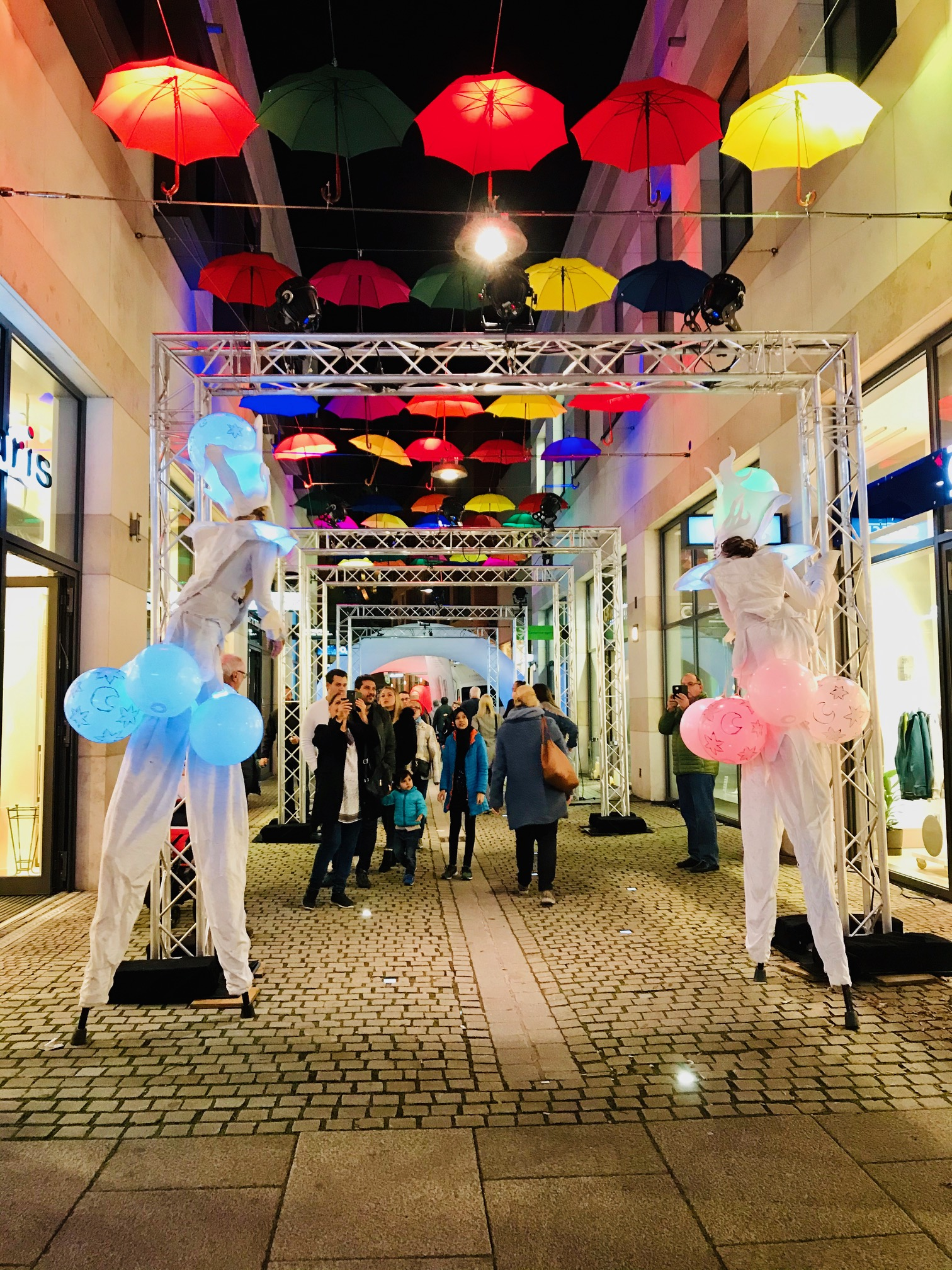 Light Night Shopping 25.10.2019