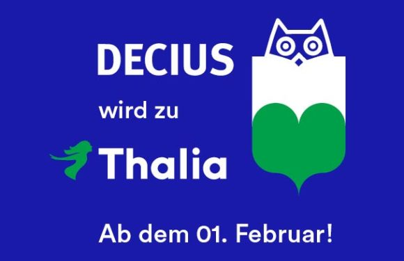 Decius wird zu Thalia