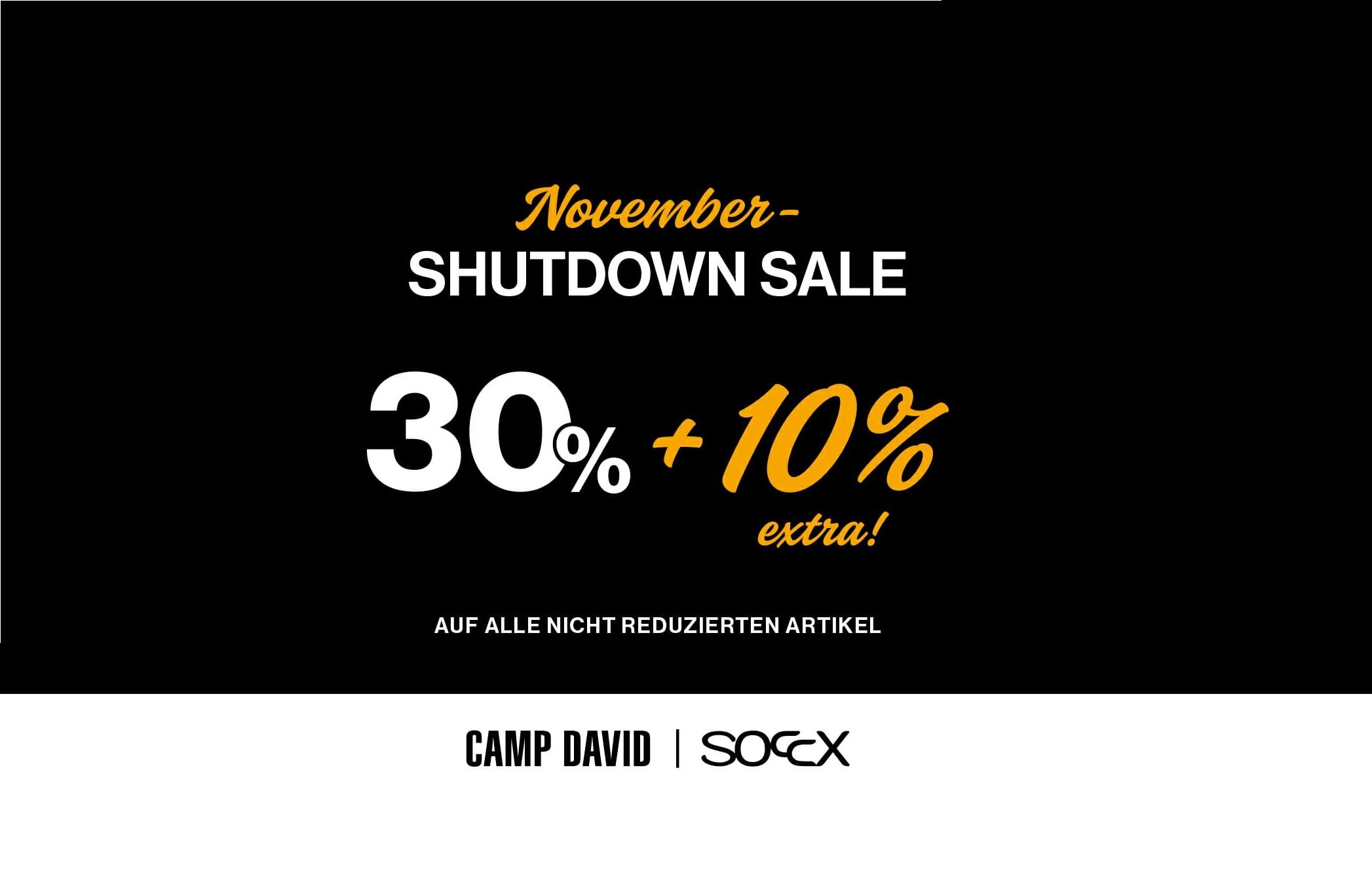 Camp David/ Soccx