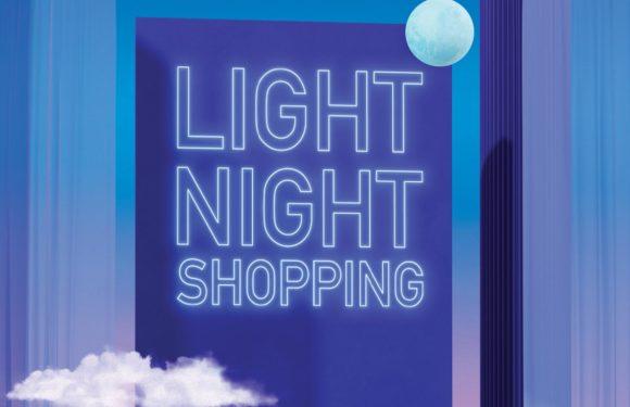 Light Night Shopping am 29.10.